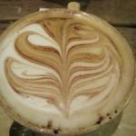 Cappuccino decorado 2, Mamá Framboise