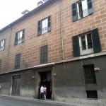 Fachada El Palacio de Anglona