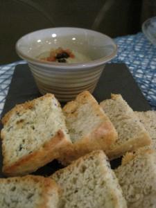 Zakuski de emulsión de verduras Fishka