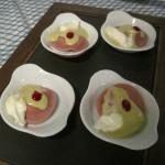 Zakuski de foie Fishka