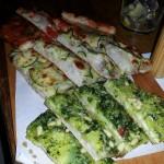 Pizza al taglio de Pizza al Cuadrado