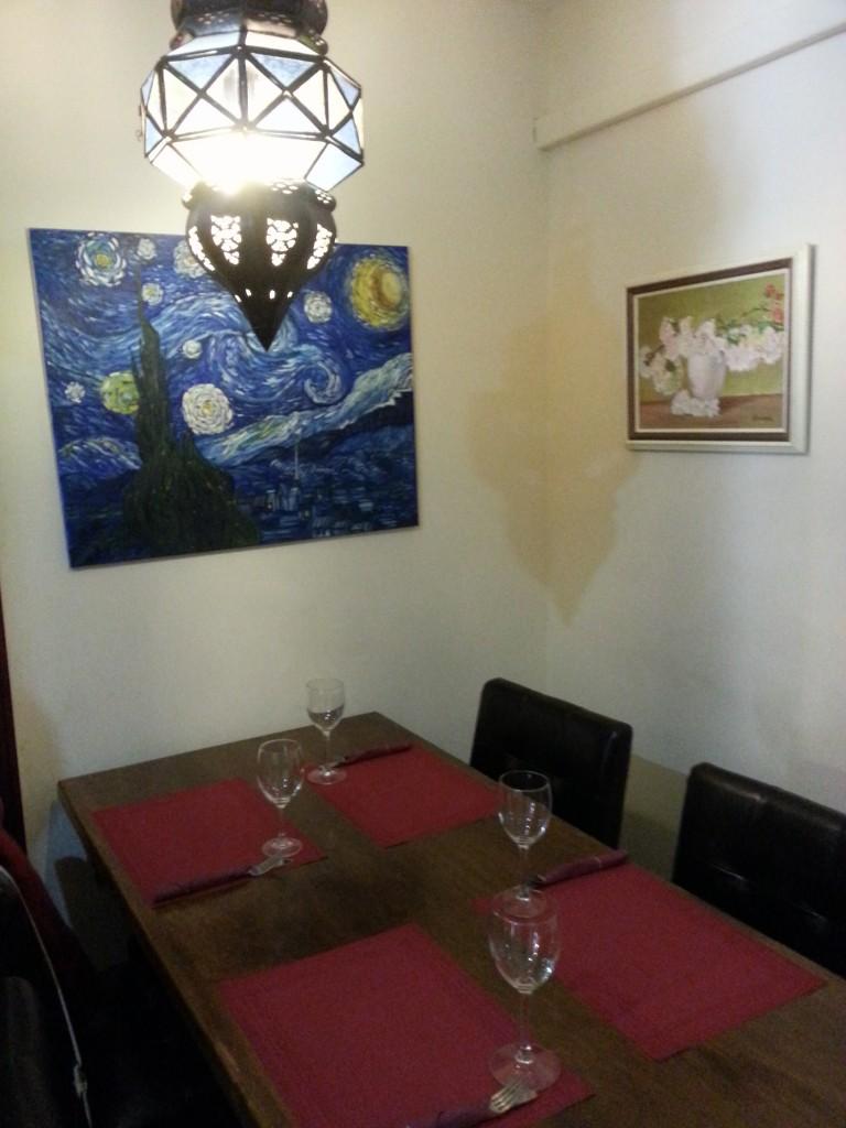 Interior Rayuela