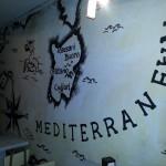 Mural con Cerdeña