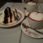 Cappuccinos y red velvet