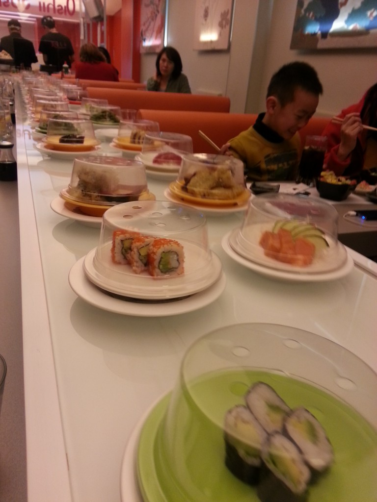 Cinta de sushi