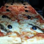 Nápoles y cuatro quesos