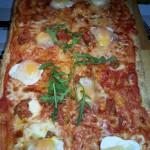 1/2 metro de pizza La Venta