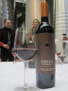 Botella de Ebeia