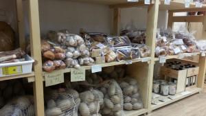 Patatas y embutidos