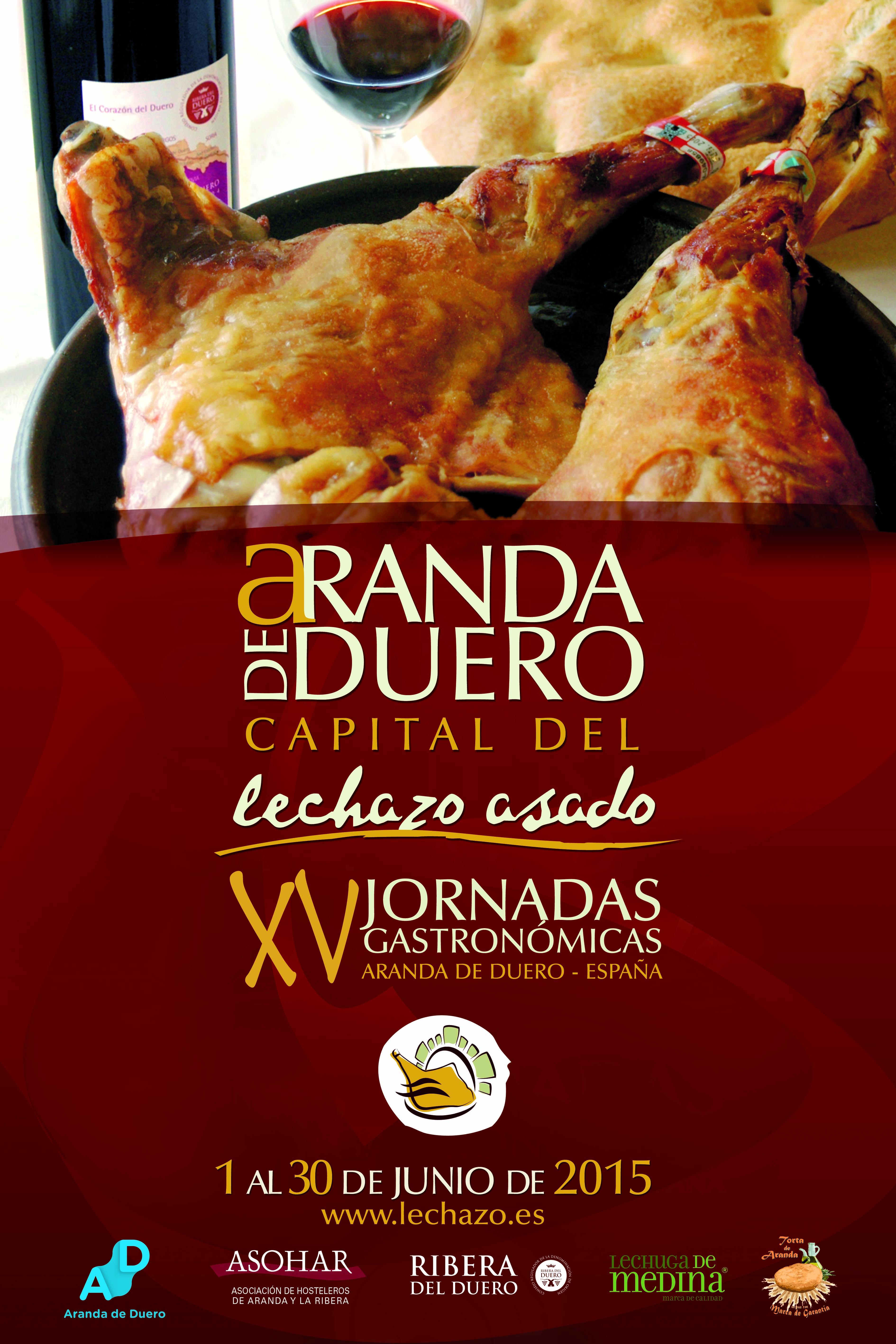 XV Jornadas Gastronómicas del Lechazo