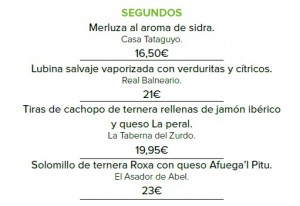 JJGG Asturias El Corte Inglés, segundos