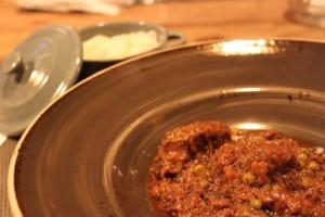 Carrilleras al curry rojo