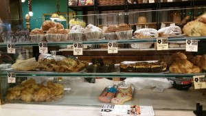 Mostrador dulce - Brown Bear Bakery Madrid