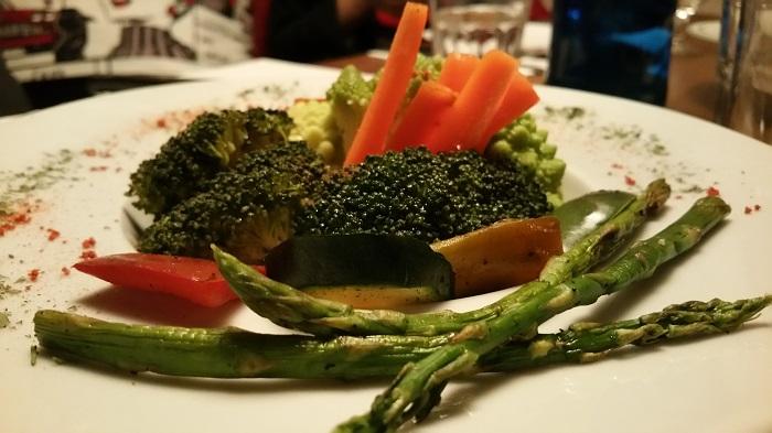 Cocotte de verduras. Restuarante Tapioca, Madrid