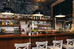 Barra Restaurante Tapioca, Madrid