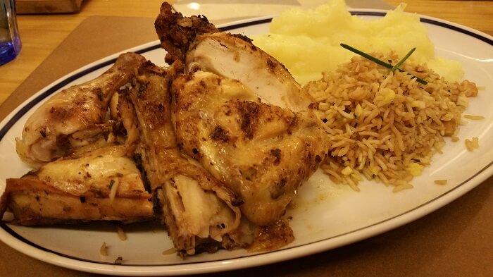 Pollo hindú. Le Coq