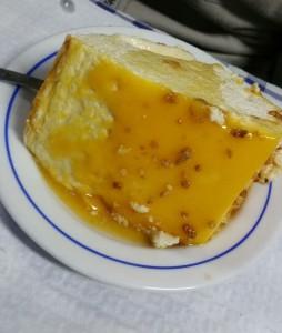 Pudding Casa Lopez, Oporto Portugal