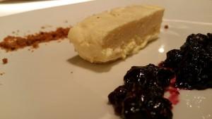 Tarta de queso al vapor