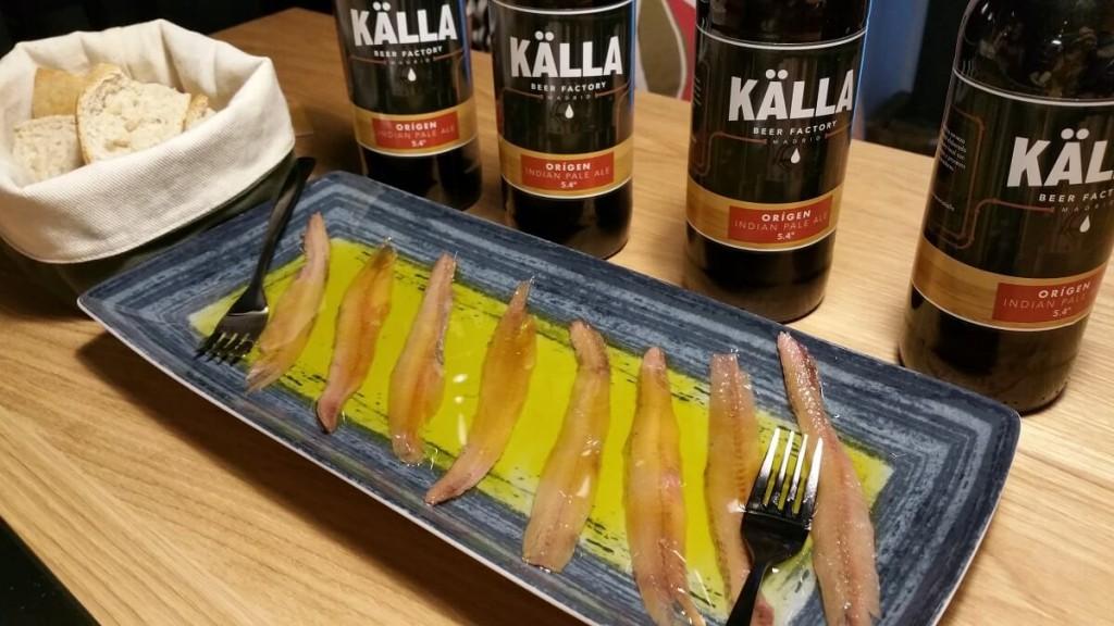 cerveceria Kalla