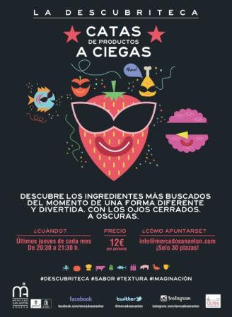Cartel #LaDescubriteca